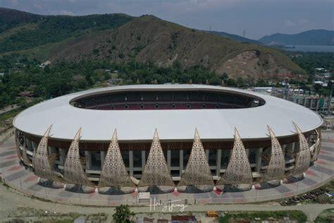 stadion utama papua bangkit stadiumdbcom