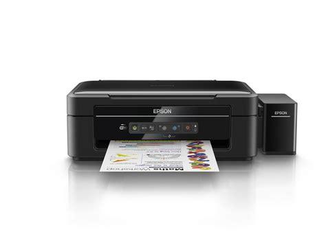 Printer Epson L Series A3 epson launches new l series multi function printers