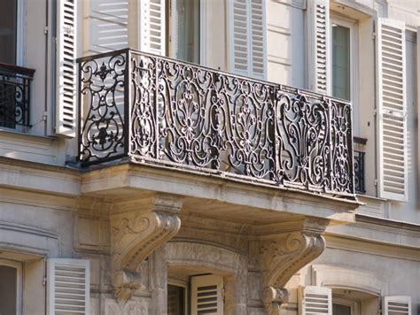 auã ergewã hnliche franz 246 sischer balkon idee