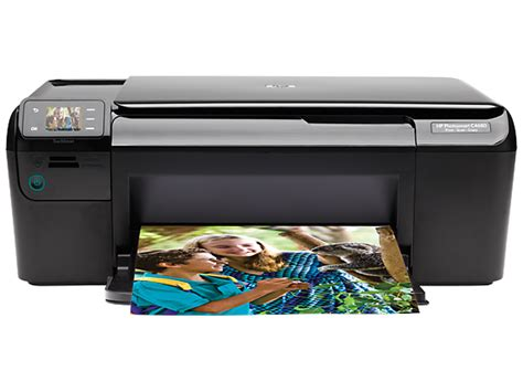 Printer Hp C4680 Hp Photosmart C4680 All In One Printer
