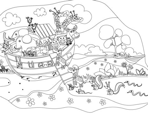 noah and the ark coloring page free noah s ark coloring page children s ministry deals