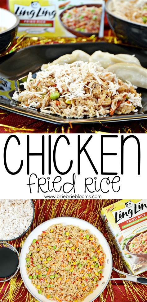 new year rice recipes chicken fried rice recipe new year brie brie
