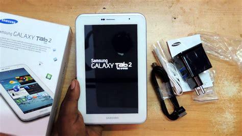 Samsung Galaxy Tab 2 Replika samsung galaxy tab 2 7 0 unboxing white