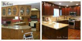 kitchen remodeling before and after kitchen remodel pinterest