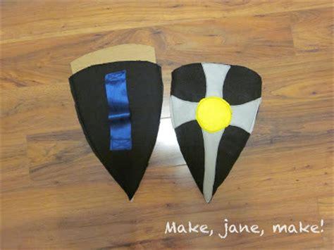 make jane make diy hallowe en felt and cardboard