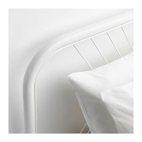 nesttun bed frame review nesttun bed frame white lur 246 y standard double ikea