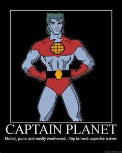 Captain Planet Meme - captain planet gaijin chameleon