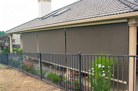 screen awnings retractable retractable solar screens southern oregon s leading