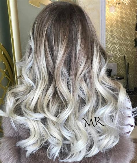 How To Get Icy Silver Hair | icy silver hair transformation is the 2018 s coolest trend