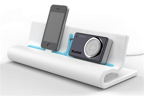 Diy Charging Stations Quirky Converge Docking Station For Your Iphone Ipad And