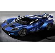 2017 Ford GT Top 10 Color Combinations From The New