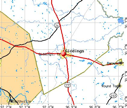 giddings texas map giddings texas tx 78942 profile population maps real estate averages homes statistics