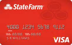 state farm business credit card visa credit cards state farm bank 174
