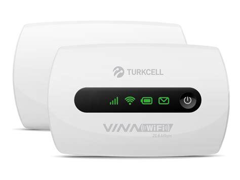 turkcell vinn wifi modem 箘nceleme teknoloji haberleri