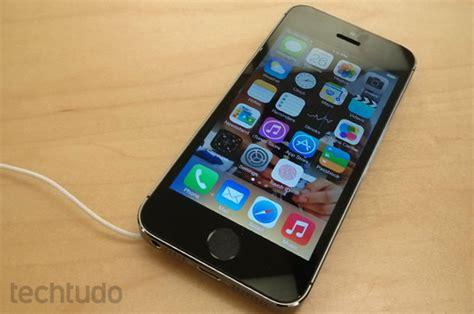 o iphone x saiu de linha testamos o iphone 5s primeiras impress 245 es o novo top da apple not 237 cias techtudo
