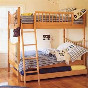 Loft Bed Vermont Print Tear Sheet