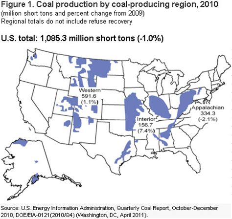 coal mines in texas map u s energy information administration eia