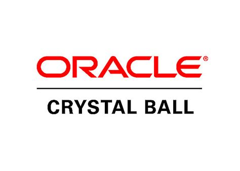 tutorial oracle crystal ball oracle crystal ball license l74810 data modeling