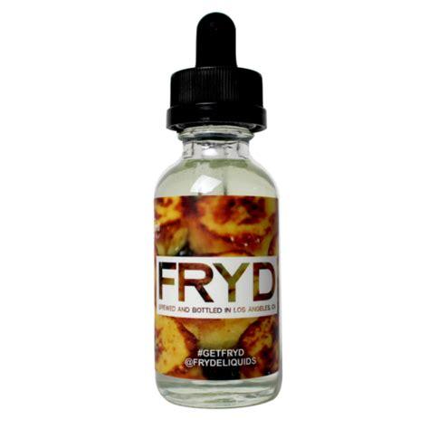 Fryd Banana Butterscotch Premium Liquid Usa ritual by ritual craft vapor