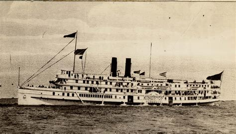 steamboats and sailors of the great lakes great lakes books series books view the canada steamship lines steamboat kingston