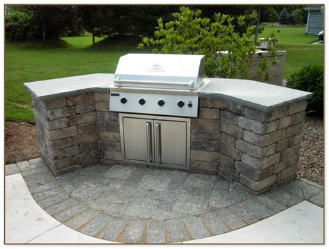 prefab outdoor kitchen grill islands prefab outdoor kitchen grill islands