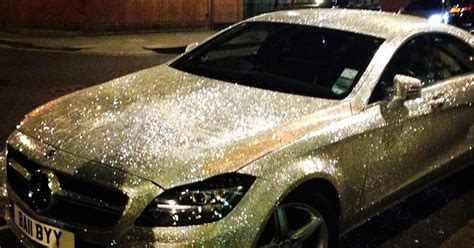 Swarovski Auto by Russian Covers Entire Mercedes In One Million