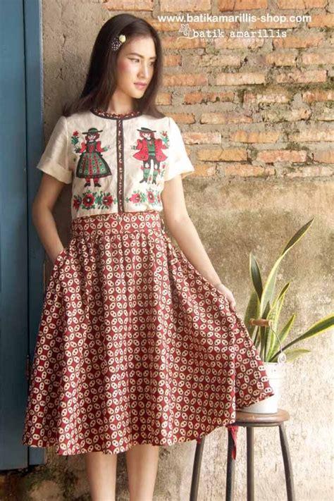 biy dress kombi batik 17 best images about batik on models chic