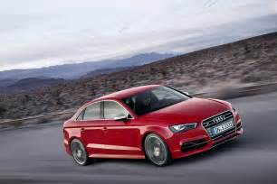 audi a3 and s3 revealed