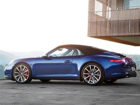 Porsche 991 Cabrio 4s by Porsche 911 4s Cabriolet 991 2012 2013 2014