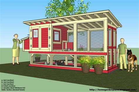 chicken house designs home garden plans chicken coops