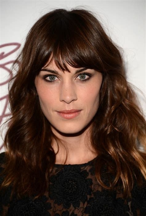 brunette hairstyles with bangs 2014 26 popular long hairstyles for winter 2014 2015 pretty
