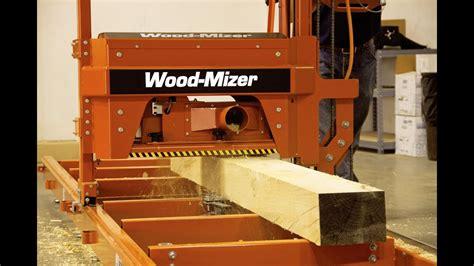 mp log moulderplaner wood mizer youtube