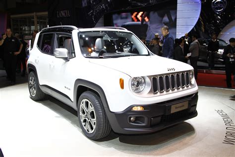 New Jeep Renegade 2015 Jeep Renegade Pricing Specifications And Gallery