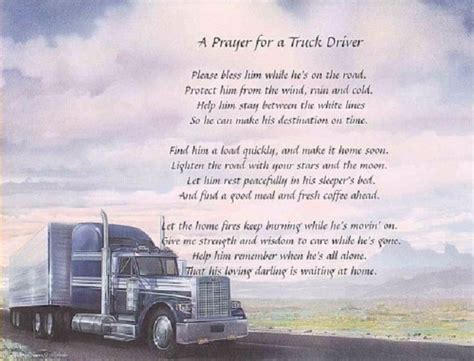best truck driver 5 best truck driver prayers you can find