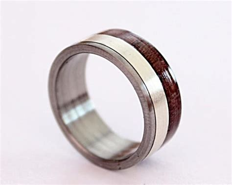 titanium ring women s titanium wedding band 925 silver