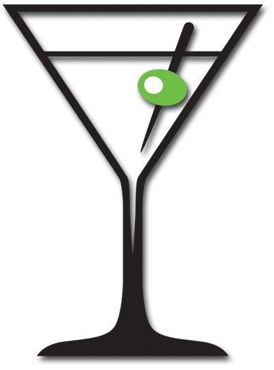 Martini Glass Logo Imgkid Com The Image Kid Has It