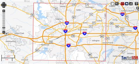 Tarrant County Records Tarrant County Property Search And Interactive Gis Map