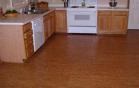 cork kitchen tiles flooring ideas kitchen tiles