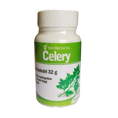 Kapsul Dartens At Tin Darah Tinggi jual sido muncul celery 30 kapsul obat darah tinggi alami harga kualitas terjamin