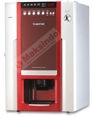 Mesin Coffee Otomatis mesin pembuat kopi otomatis instant coffee vending terbaru toko mesin maksindo