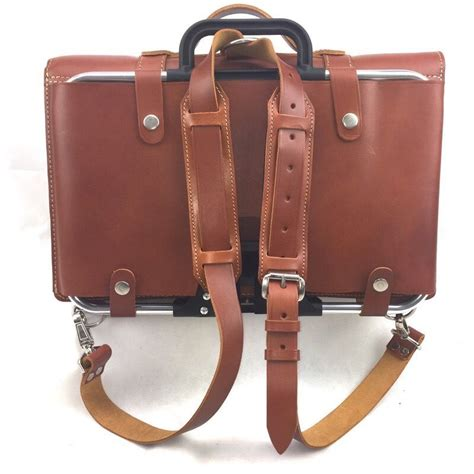 Leather For Triade Original Leather Limited Edition 2 carradice brompton leather bag all leather folder