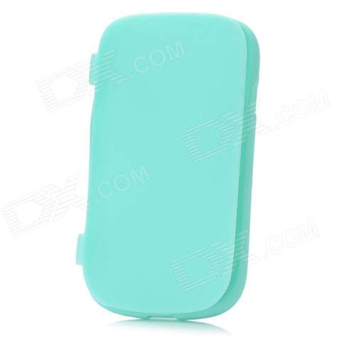 Flip Flip Cover For Advan S3 Lite New Oddy protective flip open silicone for samsung galaxy s3 mini light green free shipping