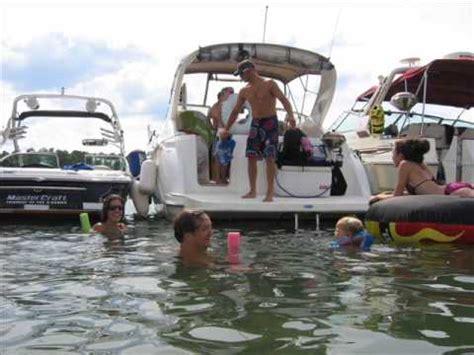 lake lanier party boat 2009 lake lanier aquapalooza youtube