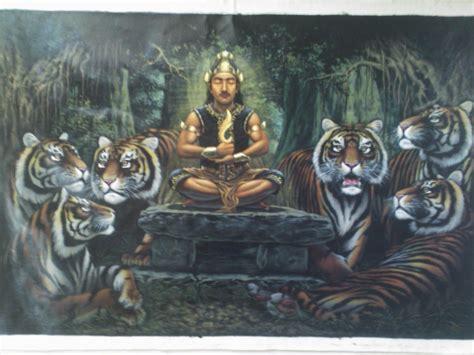 harimau putih prabu siliwangi menguak misteri wangsit prabu siliwangi quot raja pajajaran quot