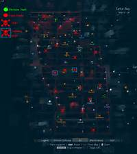 Division Guide Dark Zone Bosses Tech And Loot Chests Map