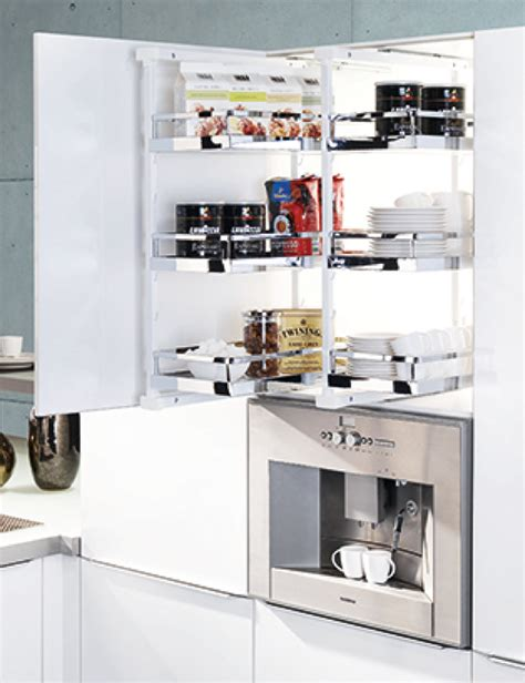 pantry pull out pantry unit arena style in the h 228 fele
