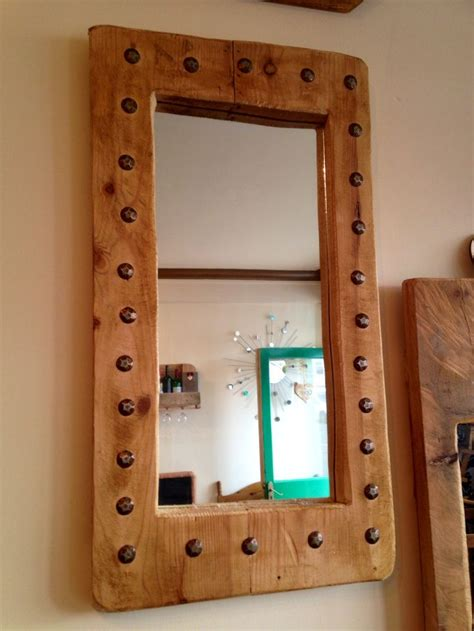 Handmade Mirror Frames - 17 best images about handmade wooden mirrors reclaimed