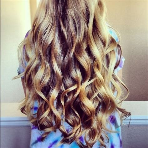 curler tumblr loose curls hairstyle tumblr