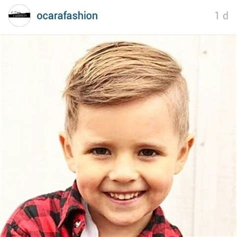 short haircuts  boys ages   small children love