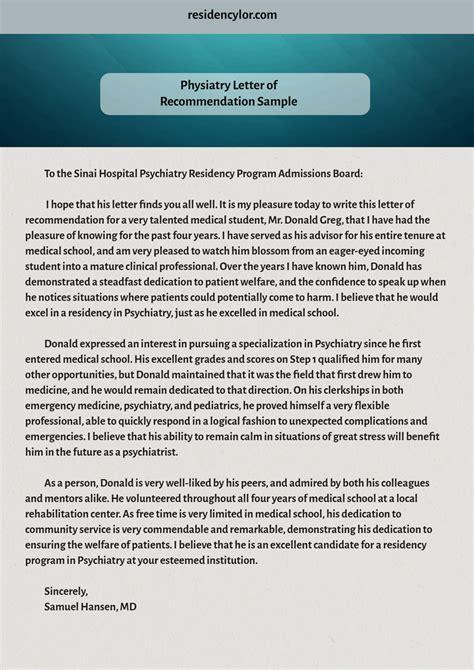 Psychiatry Referral Letter Template